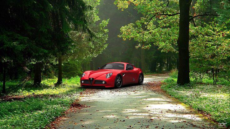 Alfa Romeo C8 SB