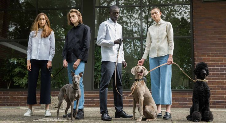 Von Hund - Welcome to the Doghouse! Fashion & Design for Men, Women & Dogs. S/S16 Campaign. Radical Transparency. www.vonhund.com