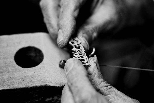 Goldsmithing is Art   KrikOrian Photography