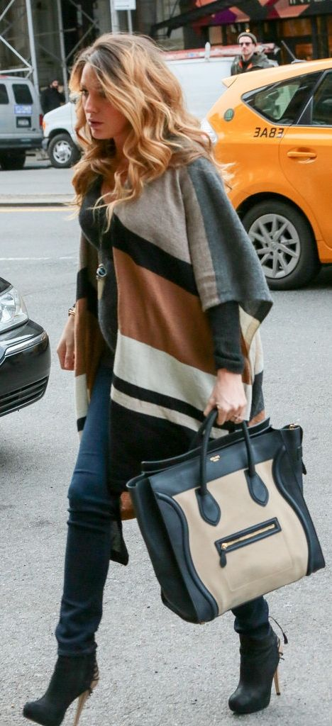 Blake Lively's latest street style is all shoppable!!!:
