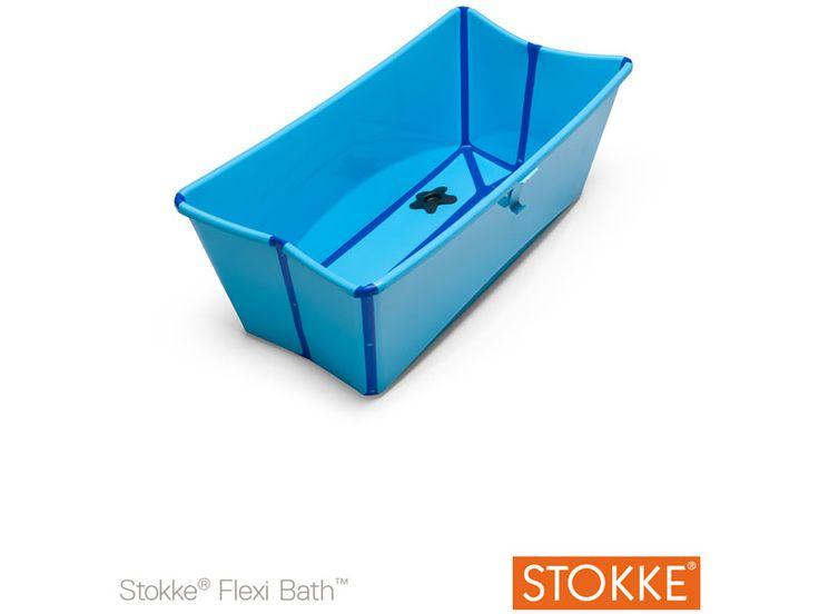 La vaschetta pieghevole di Stokke che risolve tutti i problemi di spazio.