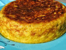 Tortilla de patata en olla GM