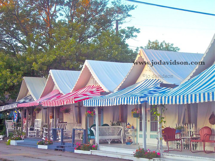 Tent Houses at Ocean Grove NJ & 41 best OCEAN GROVE TENT HOUSES images on Pinterest | Tent Tents ...