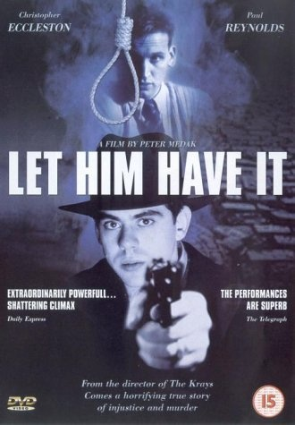 "Based on a true story ""Let Him Have It"": In 1950s England, slow-witted Derek Bentley falls in with a group of petty criminals led by Chris Craig. Their friendship leads to a crime which would forever shake England's belief in capital punishment"