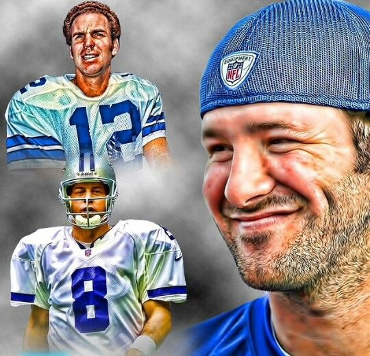 I was looking at this with the title Cowboys best Quarterbacks. And I love it, but it made me think. There where some more on that list.... Starting at the beginning. 1960-1961. Eddie LeBaron 1962-1968. Don Meredith 1969-1970. Craig Morton 1971-1979. Roger Stauback 1980-1987. Danny White 1988-1989. Steve Pelluer 1989-2000. Troy Aikman 2001-2003. Quincey Carter & Chad Hutchinson 2004-2005. Vinny Testaverde 2005-2006. Drew Bledsoe 2006-2015. Tony Romo