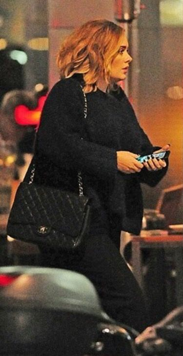 Just a normal day Adele