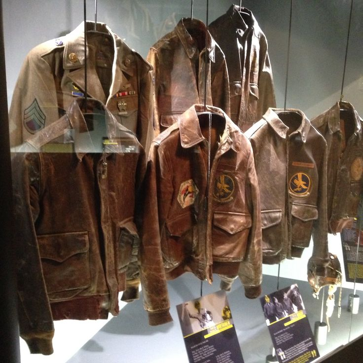 A2 Flight Jackets of the 506th - 101st AB (Dead Man's Corner - Normandy, France)