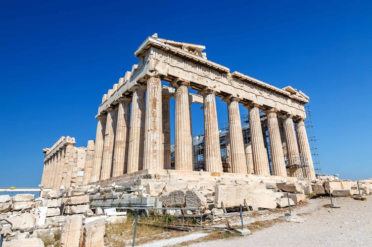 VISIT GREECE| Greece is home to historical monuments and acropolises but Acropolis of Athens is the most popular and among the top tourist attractions.  #monuments #history #art&culture #architecture