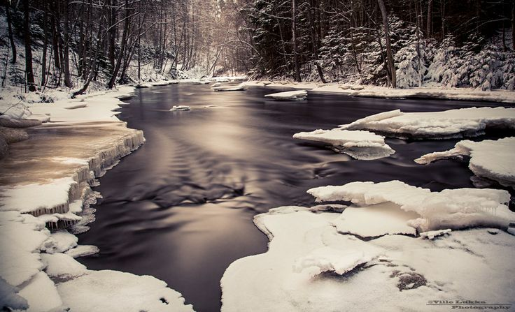 cold flow by Ville Lukka on 500px