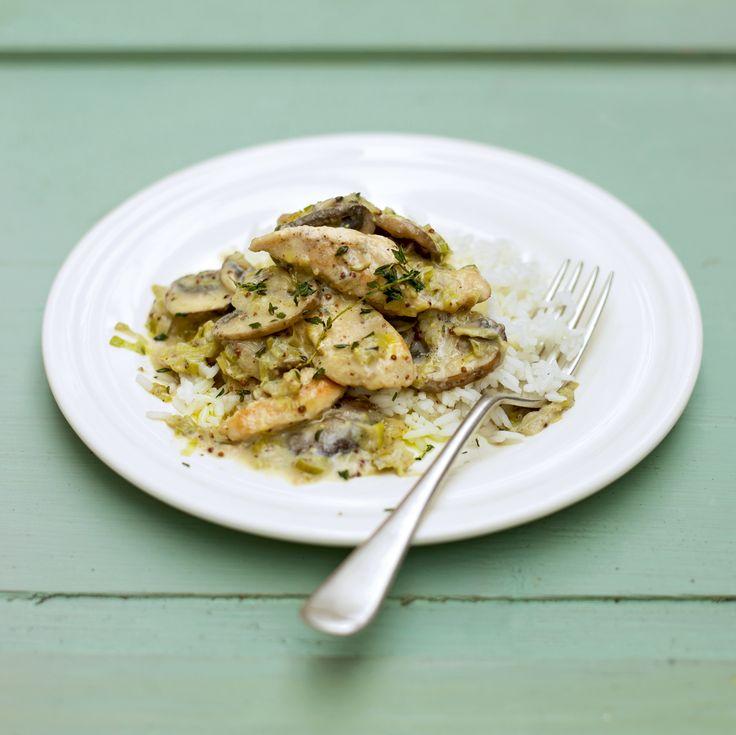 Simplest Chicken-and-Leek Stew   Food & Wine