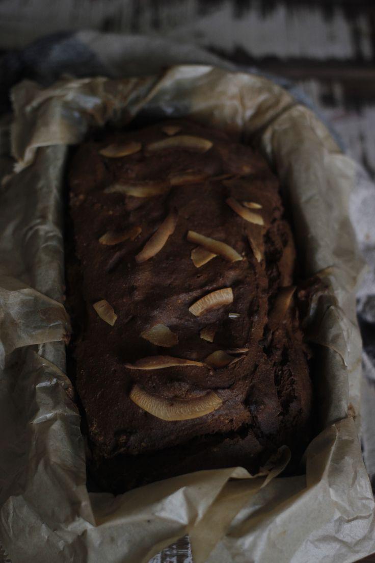 The NutriBullet bread – Coconut