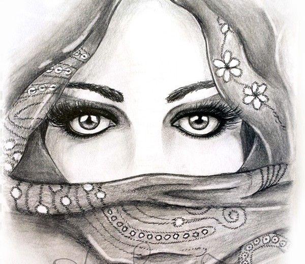 pencil drawing of eyes. artist steph z.-----Bellos ojos , mas bellos si ven bien,descansa frente a la PC, lee nuestro blogspot de lenticon, sobre como descansar