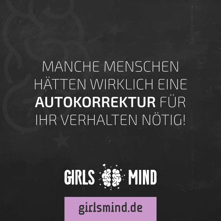 Mehr Sprüche auf: www.girlsmind.de  #ärger #verhalten #sauer #wütend #freundschaft #freunde #streit #fehler
