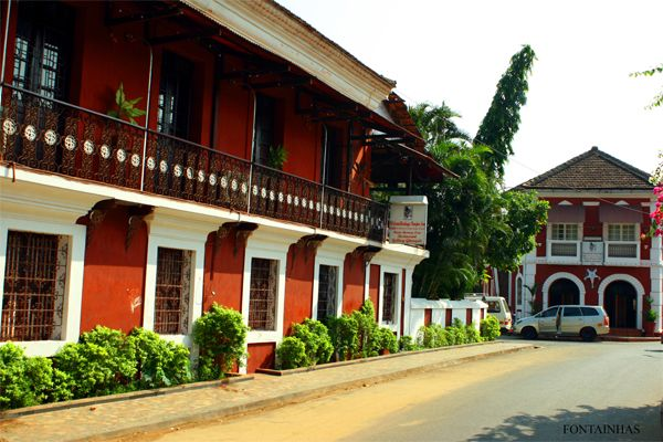 Portuguese influence on the architecture and yes most for Architecture design for home in goa