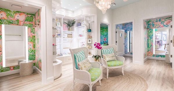 Lilly Pulitzer Launches A New Collaboration With Pottery Barn And New West Coast Store