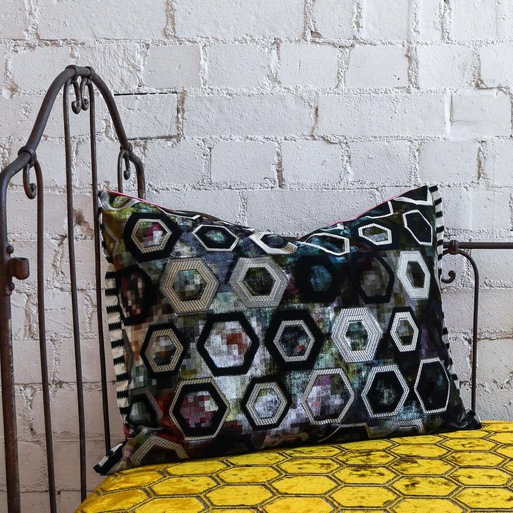 Designers Guild Sukhna Damson Cushion Small Acorns Buy