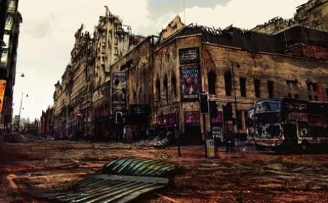 james chadderton - manchester apocalypse