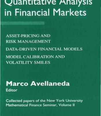 Best 25 mathematical finance ideas on pinterest credit card quantitative analysis in financial markets by new york university mathematical finance seminar 1995 1998 fandeluxe Images