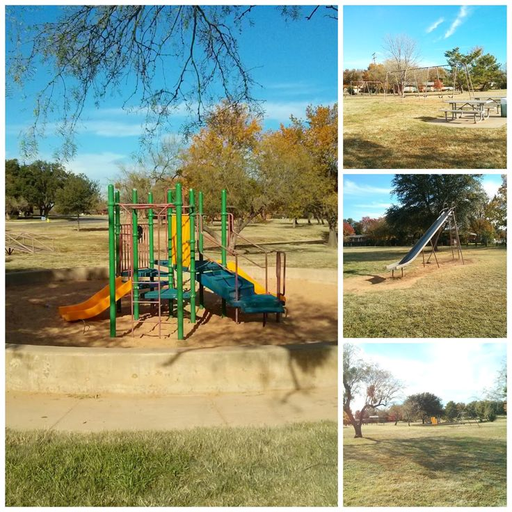 Edgemere Park Places For Kids In Wichita Falls Pinterest Parks