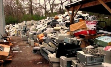 Awesome ideas for recycling electronic waste.