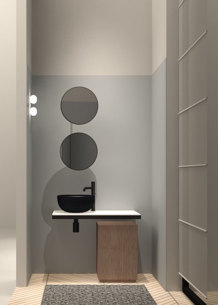 Multiplo collection by Ceramica Cielo - design Andrea Parisio and Giuseppe Pezzano