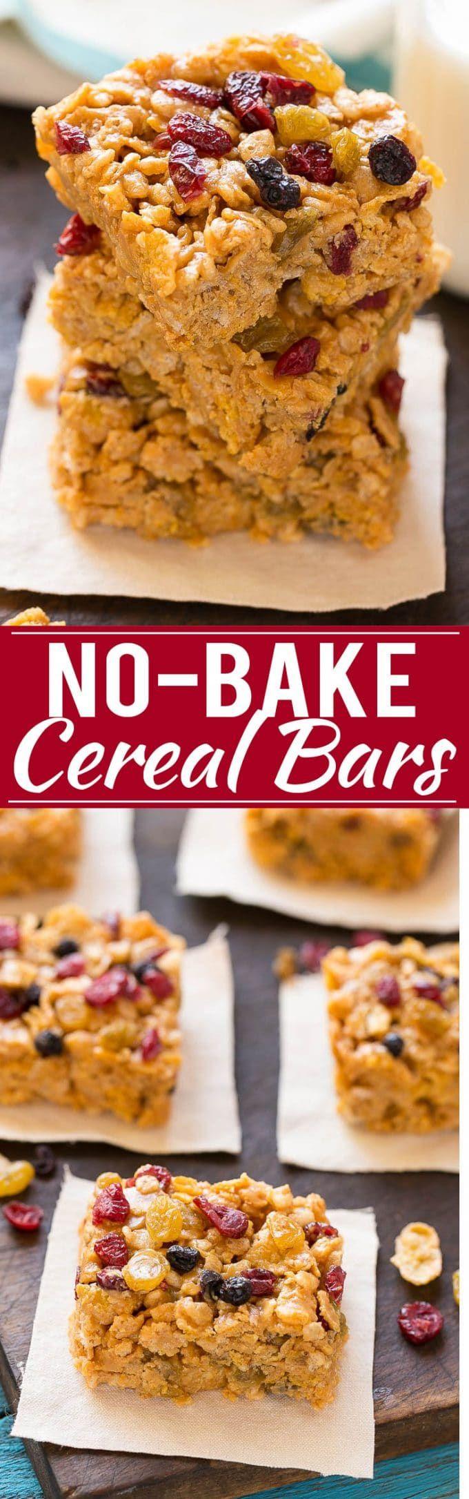 No-Bake Breakfast Cereal Bar Recipe | No-Bake Cereal Bars | Easy Cereal Bars | Best No-Bake Cereal Bars | Easy Cereal Bar | Easy No-Bake Cereal Bar | Breakfast Bar
