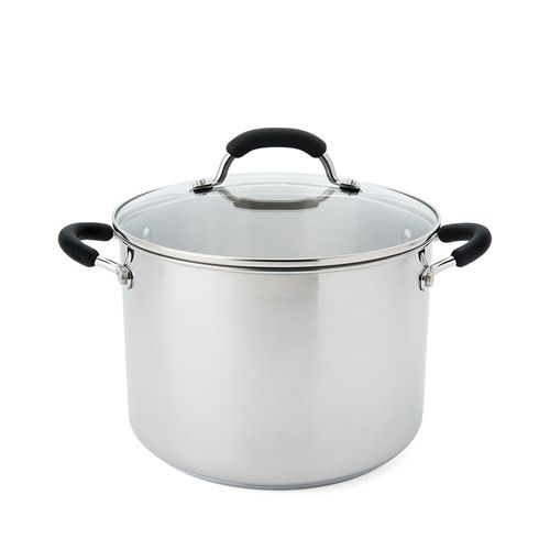 Raco Contemporary Stainless Steel Stockpot 7.6L - On Sale Now!