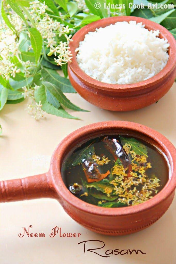Veppam Poo Rasam/ Neem Flower Rasam