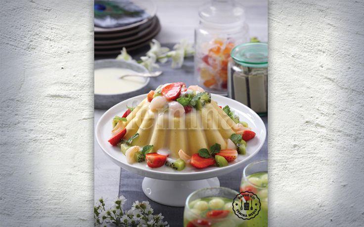 Resep Puding Mangga Busa, Resep Klasik Untuk Lebaran!