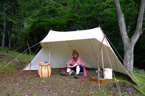 Old Timer Whelen Camp Tarp Setups Amp Bushcamps