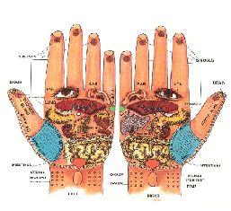 foot massage chart reflexology points - Google Search