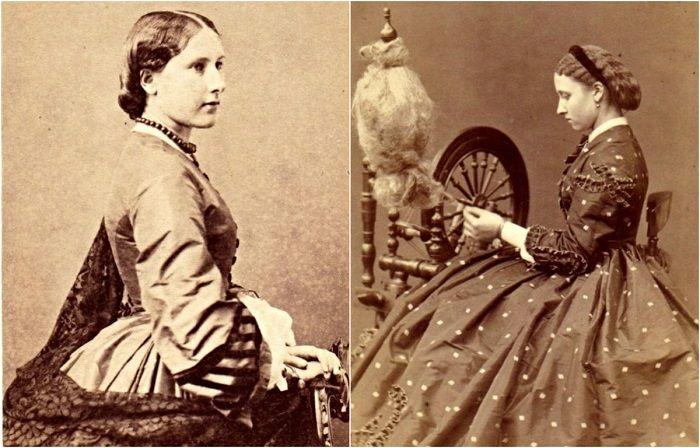 Фотография: Эпоха кринолинов: 20 ретро фотографий девочек-подростков в модных платьях 1860-х http://kleinburd.ru/news/fotografiya-epoxa-krinolinov-20-retro-fotografij-devochek-podrostkov-v-modnyx-platyax-1860-x/