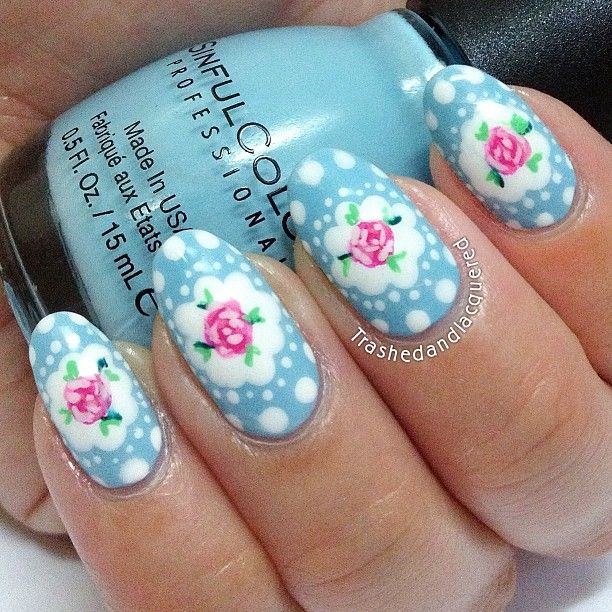 Nail Arts By Rozemist Cath Kidston Vintage Inspired: 17 Best Images About Cath Kidston Style On Pinterest