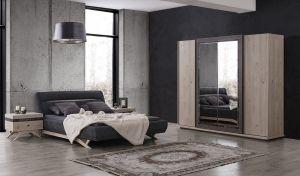 inegöl Floria Yatak Odası modern yatak odası yatak odaları lacivert yatak odası inegöl mobilyası inegöl mobilya yatak odası fiyatları
