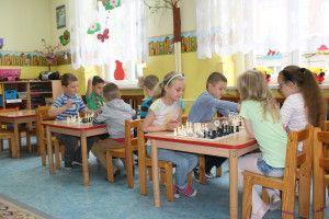 II Turniej Szachowy o Mistrzostwo Przedszkola Miejskiego Nr 1, Świdnica, 18.06.2015