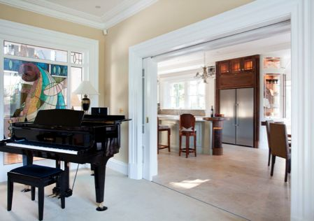 Allowing a design to consider all areas of the home can add value...