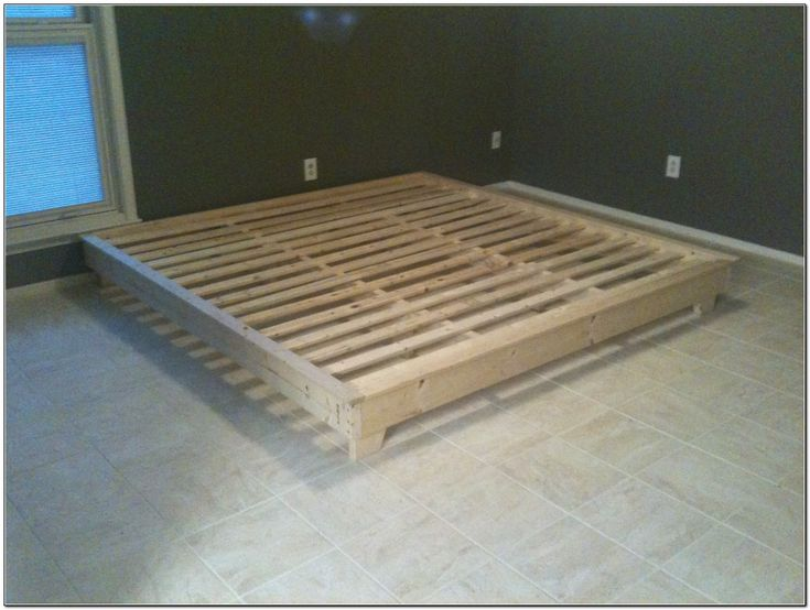 1000 Ideas About California King Platform Bed On