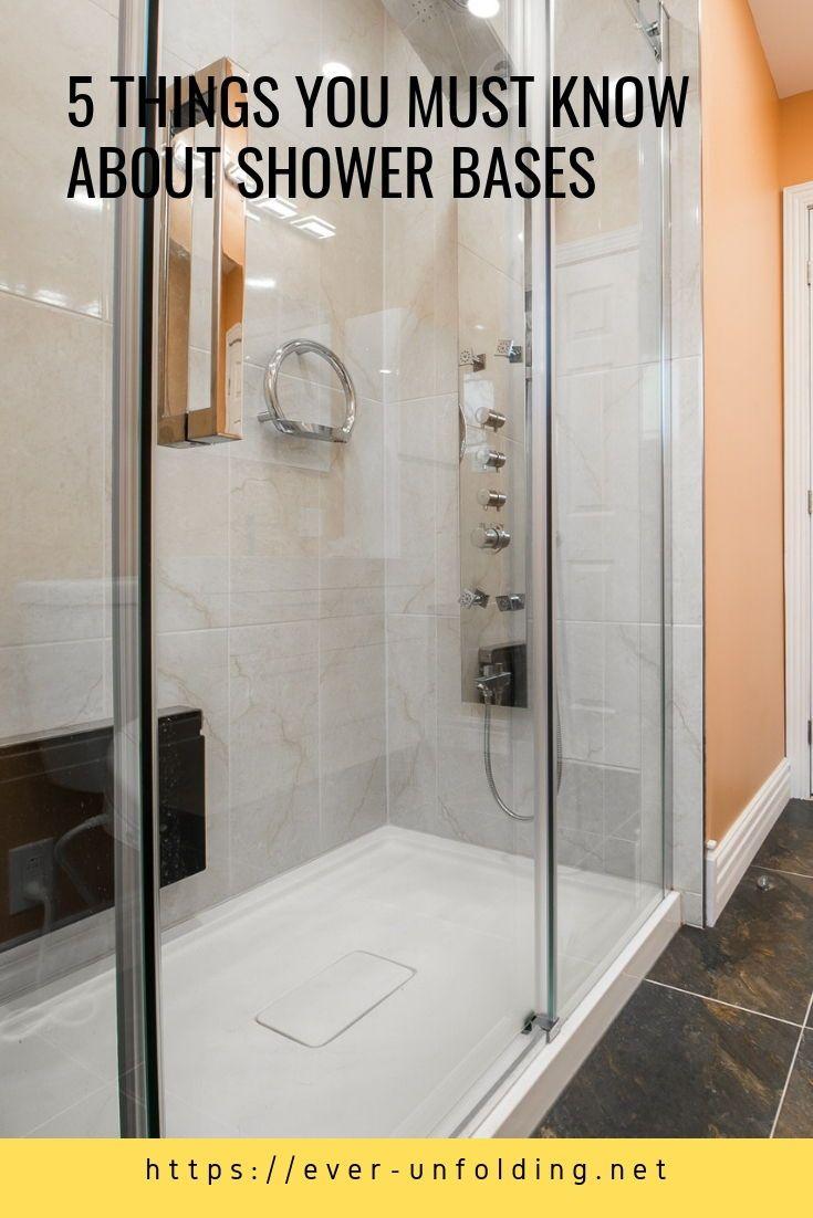 Best Shower Base Reviews In 2020 Shower Doors Shower Enclosure