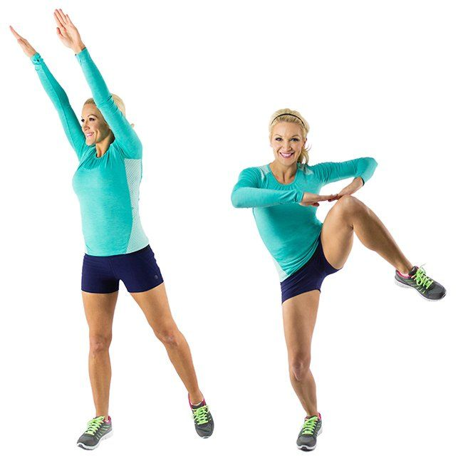 Quick Total Body Workout | Skinny Mom | Where Moms Get the Skinny on Healthy Living