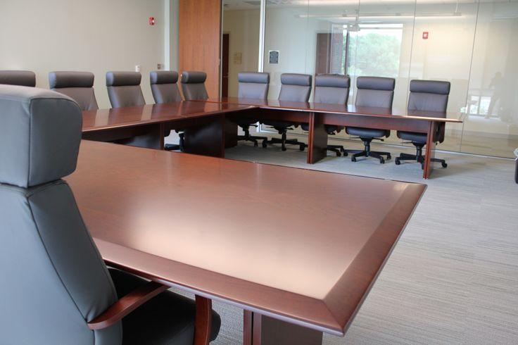 Rooms: Conference Room. KI Darwin And Cinturon Chairs.