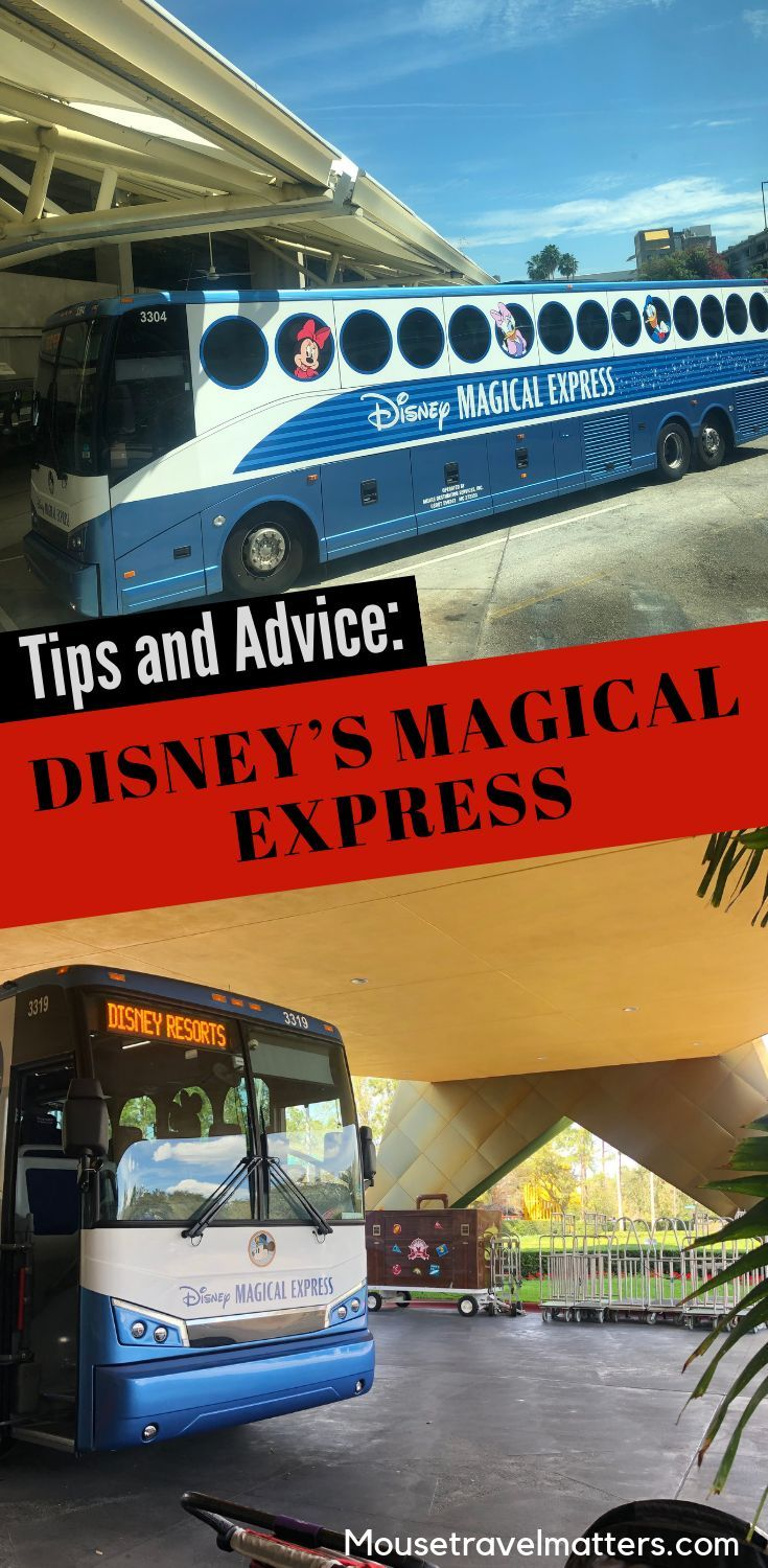 Disney S Magical Express Transportation Luggage Service Mouse Travel Matters Disney Magical Express Disney World Hotels Disney Hotels