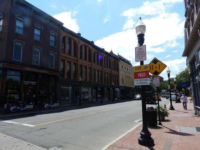 Washington Street - South Norwalk - Connecticut by Nexis4Jersey09, via Flickr