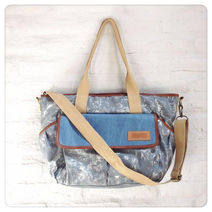 Baby Bag Zinnia