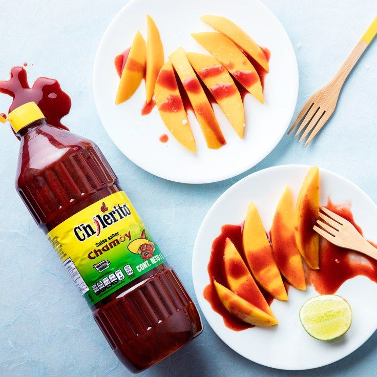 Get to Know Chamoy Sauce, the Sweet and Spicy Condiment from Mexico