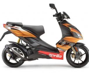 Aprilia USA - Motorcycles - SR 50 FACTORY $3,299