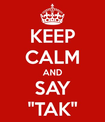 "Danes are very polite - saying ""thank you"" or ""tak"" can be complicated! A guide to thanking people in Danish!"