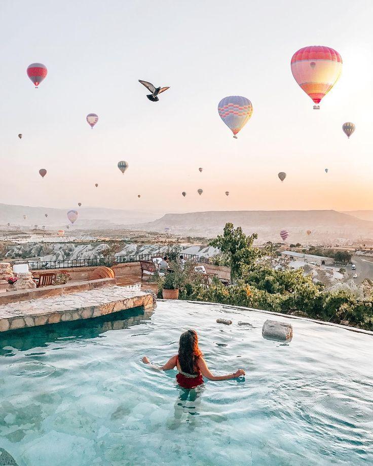 The magic of Cappadocia, Turkey ...
