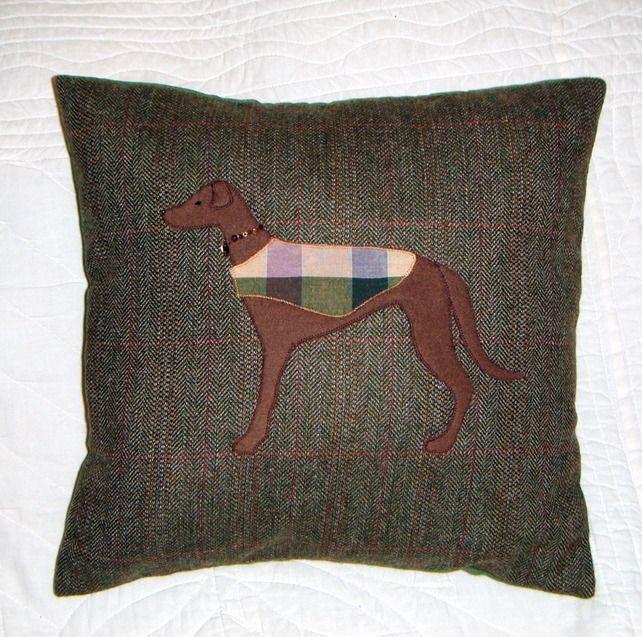 Personalised LOVE MY Dog Cushion £22.50