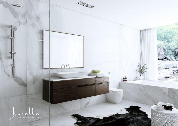 designer bathrooms - Google Search