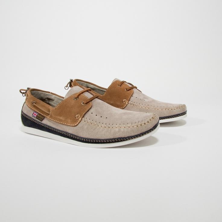 Nicholas Deakins 'Joseon' Deck Shoe
